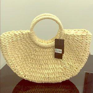 Tan Handbag/tote
